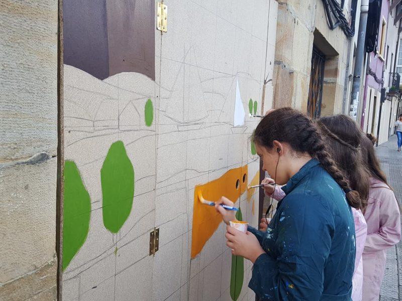 mural fachada Kurutziaga 01