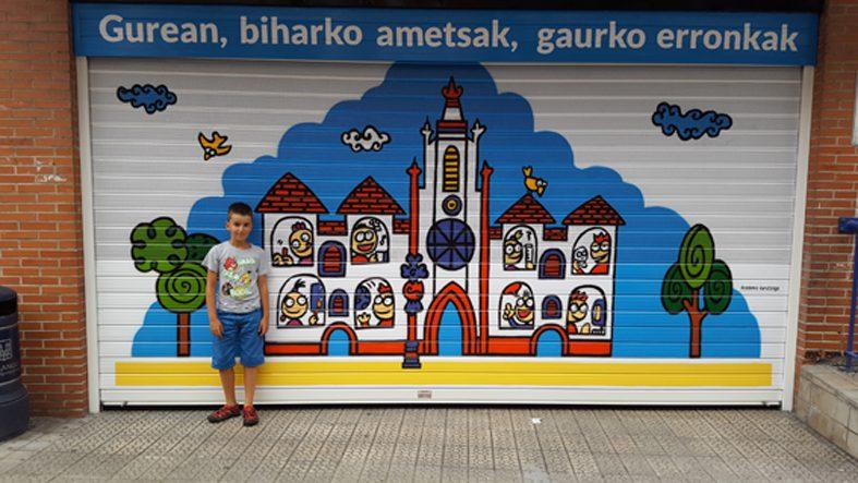 Mural Jesuitas